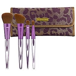 Sephora Purple Brush Set